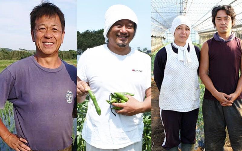 生産者紹介-野菜ソムリエプロ安西理栄