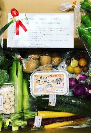 おまかせ野菜BOXデラックス